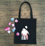 Les biens ordinaires conçoivent le sac en fonction du client de toile de coton de plage