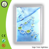 Aluminum Profile LED Display Fabric Face Light Box for Advertizing