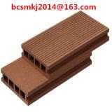Puente de alta calidad / piscina Terrazas impermeable WPC Composite Flooring