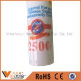 2500ガラスのために適用範囲が広い100%一般目的の中立シリコーンの密封剤永久に