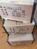 Lingote de metal indio 4N5 / indio lingote para la filmación de indio