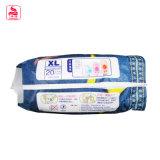 新しいパッキングによって印刷される縞の適用範囲が広いLeakproof赤ん坊のおむつのスクラップ