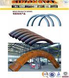 A234 Wpbによる5D炭素鋼のくねりの管