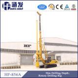 Hf856Aの橋道路建設56mの深さのための油圧回転式掘削装置、