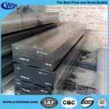 Placa de acero del molde caliente del trabajo DIN1.2344/SKD61/H13
