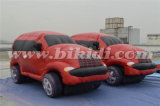 Réplicas infláveis ao ar livre do modelo do carro para anunciar K2108