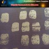 Ткань полиэфира жаккарда тафты на подкладка куртки (11)