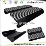 Perfil de aluminio/disipador de calor de aluminio para el coche