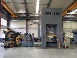 Straightener da automatização com alimentador e uso de Uncoiler no molde da máquina e do automóvel da imprensa