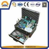 Cas de transport en aluminium de mémoire d'outil avec les tiroirs (HT-2103)