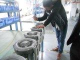 Aluminiumseitliches Hochdruckgebläse des Kanal-7HP