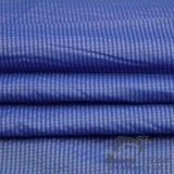 Вода & Ветр-Упорной напольной Sportswear нейлон жаккарда 25% вниз сплетенный курткой Striped + ткань полиэфира 75% (NJ047)