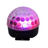 La luz LED de cristal Mejor bola mágica de la Etapa