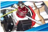 Transmisor de pistola 26cc motor de gas Barco RC Barco de gas
