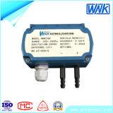 capteur de pression du vent 4-20mA/de gaz pour la mesure d'air/gaz de chaudière