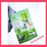 Напечатанный пакетик чая алюминиевой фольги ранга раговорного жанра для упаковывать энергии