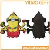 Aimant mol de réfrigérateur de PVC pour les cadeaux de souvenir (YB-FM-04)