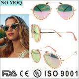 Óculos de sol os mais novos por atacado de China dos óculos de sol do Ce do projeto de Italy 2016