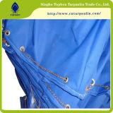 Высокопрочный брезент PVC для ткани шатра и большого брезента