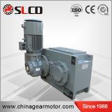 Caja de engranajes paralela resistente de la transmisión de la industria del eje de la serie 200kw de H