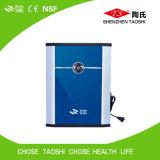 purificador azul claro del agua 50g con el protector contra el polvo grande