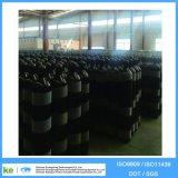 Cilindro de gás ISO9809 do oxigênio do aço sem emenda