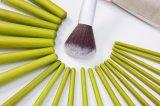 spazzola cosmetica di trucco del pelo 23PCS con il sacchetto del panno