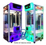 La máquina de juego vendedora caliente de la venta de la garra 2017 embroma la máquina de la muñeca (ZJ-CGA-3)