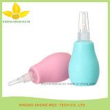 Silikon-Baby-Wekzeugspritzen-Reinigungsmittel