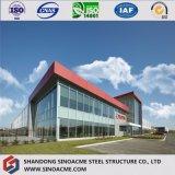 Exposição Multifunctional/edifício/construção do carro de aço da qualidade