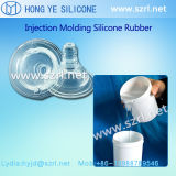 Пластичная силиконовая резина инжекционного метода литья для прессформ впрыски ниппелей младенца