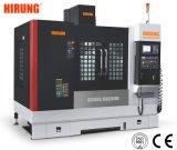 Филировальная машина CNC высокой ригидности вертикальная с 24 инструментами (EV850M)