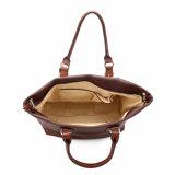Мешок 2015 повелительницы Tote конструкции Tassel сумок PU кожаный (MBNO040058)