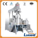 Máquina de mistura de emulsão do misturador do vácuo para o creme de corpo