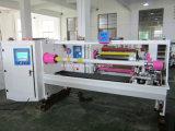 Automático de doble eje Cinta eléctrica máquina de corte longitudinal