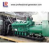 generador de gas natural 1MW