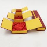 Коробка упаковки Clamshell печатание логоса для установленных ювелирных изделий (J18-E1)
