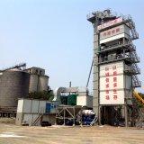 завод асфальта 160t/H смешивая с международным обслуживанием