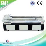 가죽 \ 나무 \ 유리를 위한 다채로운 인쇄 UV 평상형 트레일러 인쇄 기계