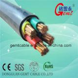 Sicherheit flexibler elektrischer Isolierdraht