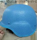 As forças armadas combatem o capacete à prova de balas Nij Iiia 9mm Fmj Rn do capacete balístico de Pasgt M88 Aramid Kevlar