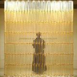 Dekorative hängende Glaslampe für Hotel-Projekt