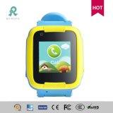 Traqueur sec personnel de montre de GPS pour l'eau colorée R13s résistant d'étalage d'enfant
