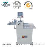 Máquina de estaca computarizada nova do CNC para materiais de estratificação e de perfuração