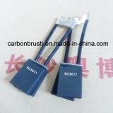 A melhor escova de carbono da grafita da qualidade POR EXEMPLO 367 J/POR EXEMPLO 319 P/POR EXEMPLO 309/POR EXEMPLO 332