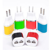 Dubbele USB Cellphone voor iPhone Universele Lader