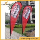 Bandiera di alluminio del palo di bandierina di stampa di Digitahi del tubo del Tradeshow
