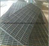 Griglie galvanizzate tuffate calde del pavimento della barra della piattaforma del pavimento grandi