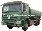 12000Lタンカーが付いているSinotruk HOWO 6X4水トラック