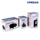 Bomba submergível de vários estágios do filtro integrated
